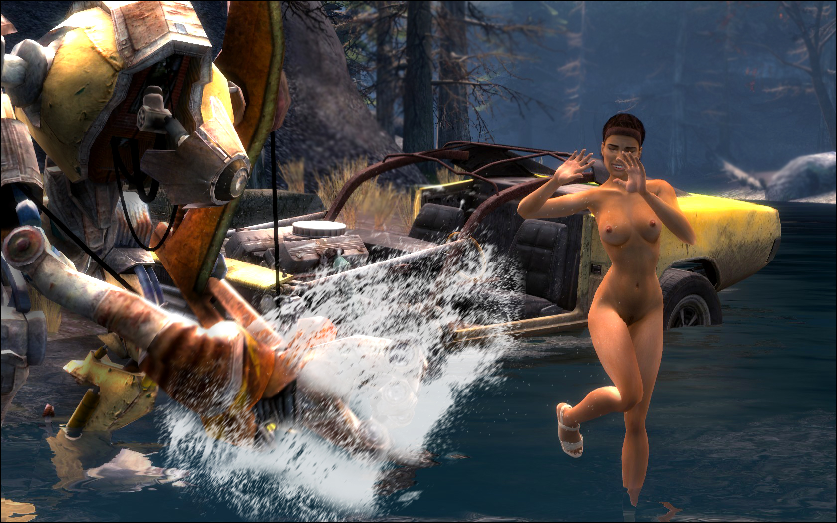 female fallout mod nude 4 glorious Where to get frost warframe