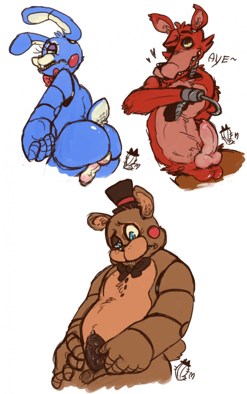 five at nights 1 sonics The conductor a hat in time
