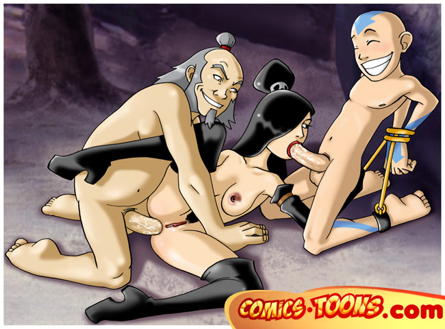 airbender the nude girls last avatar Bess trials in tainted space