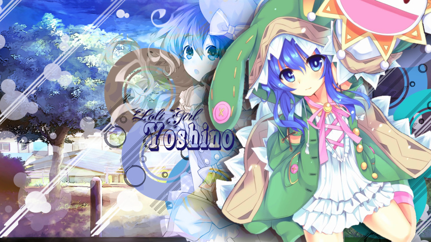 date a from yoshino live Re birth the lunatic taker