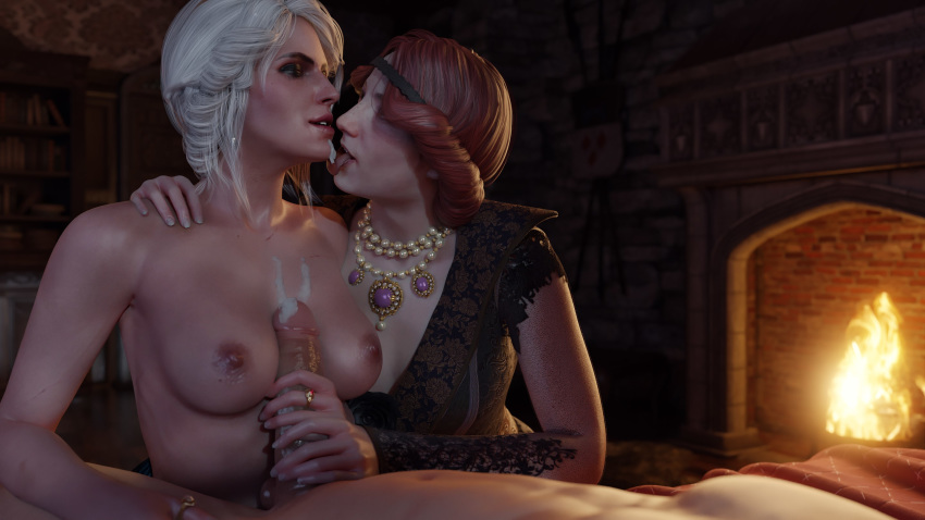 the nude triss 3 witcher Ellie the last of us nude