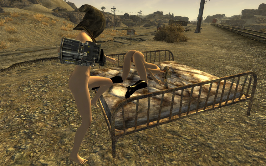 get how to fallout rex new vegas Vampire the masquerade bloodlines female outfits