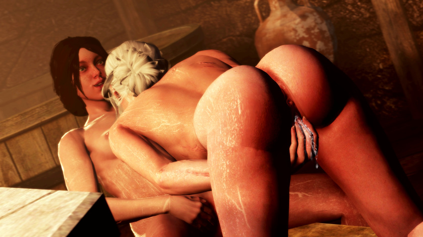 ciri 3 witcher the sex Cory in the house