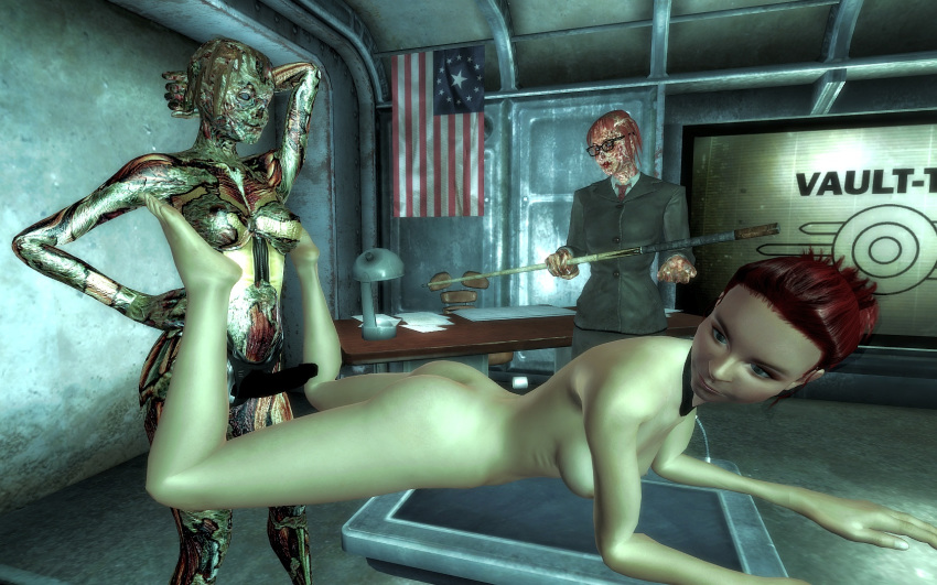 piper 4 fallout Do not feed the monkeys nudity