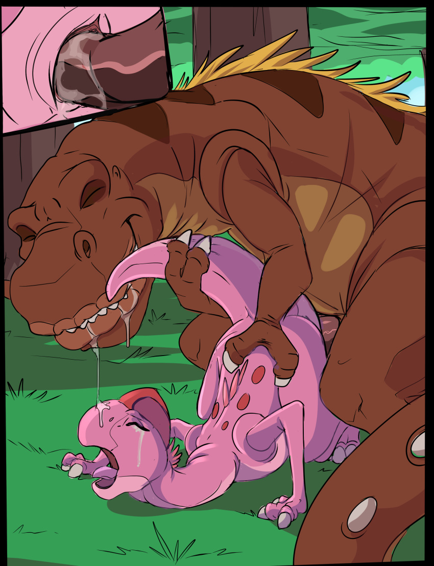 sarah before land dinosaur the time My little pony vore pictures